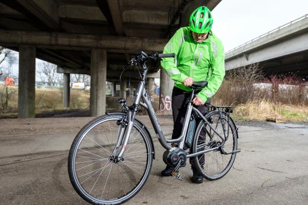 E-Bike Sicherheitstraining Modul 1 - Einsteiger